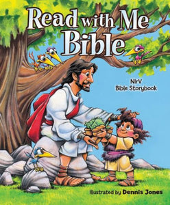 NIrV Read With Me Bible Hardcover