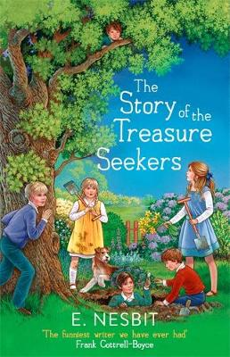 The Story of the Treasure Seekers (Bastable Family #1)