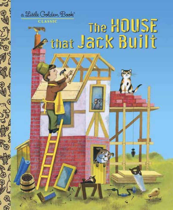 The House That Jack Built (Little Golden Book)