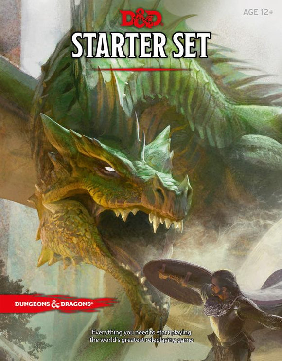 D&D Starter Set Fantasy Roleplaying Fundamentals