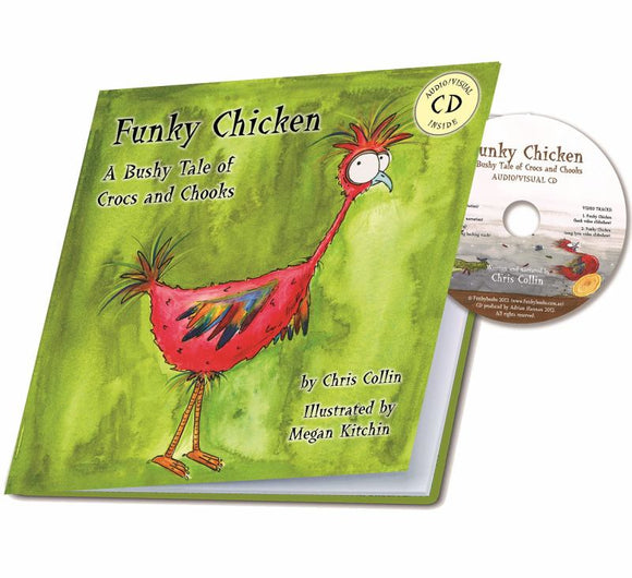 Funky Chicken: a Bushy Tale of Crocs and Chooks