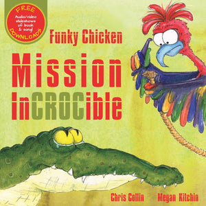Funky Chicken Mission Incrocible - Mission Incrocible
