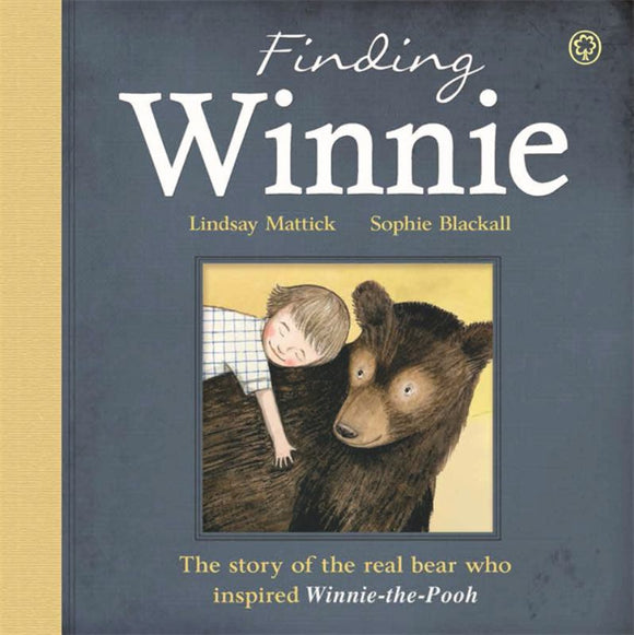 Finding Winnie: The Story of the Real Bear Who Inspired Winnie-the-Pooh (PB)