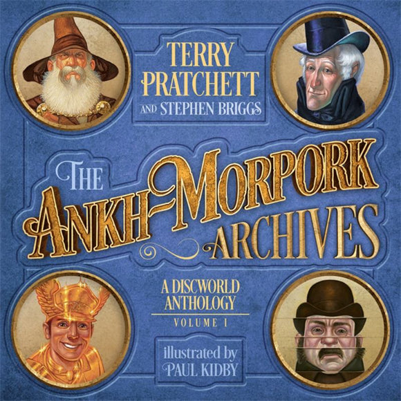The Ankh-Morpork Archives - Volume One