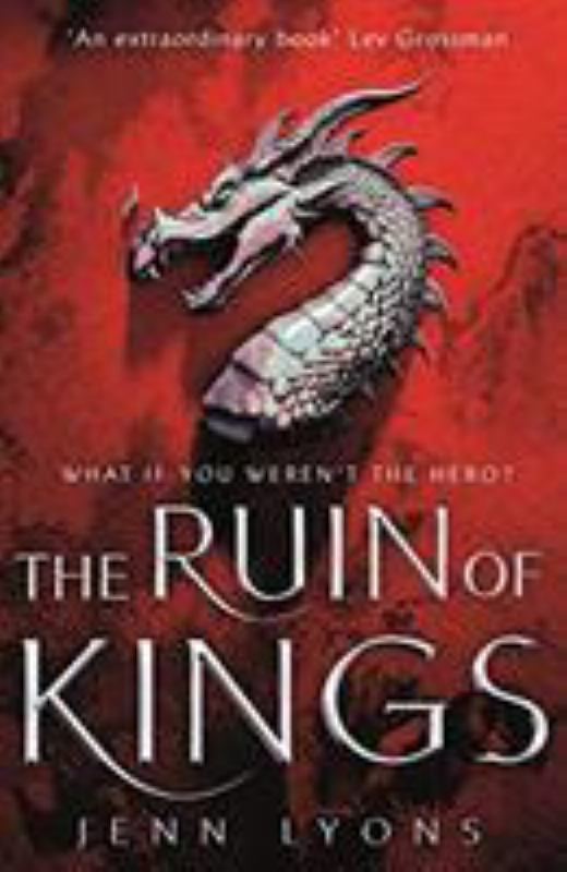 The Ruin of Kings (#1 A Chorus of Dragons)