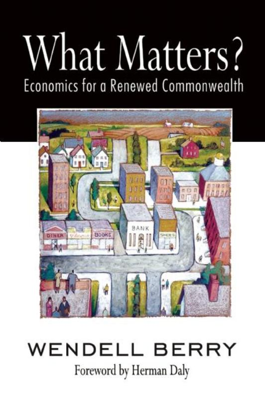 What Matters? - Economics for a Renewed Commonwealth