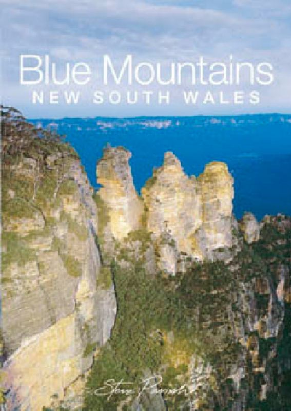 Discovering Blue Mountains, New South Wales.