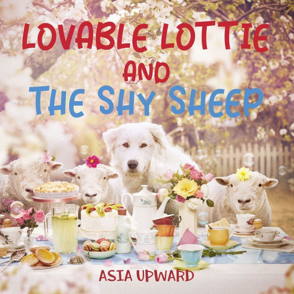 Lovable Lottie and the Shy Sheep