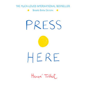Press Here (Board Book)