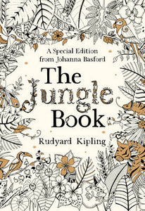 The Jungle Book (Johanna Basford Special Edition Cover)
