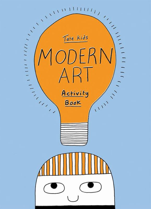 Tate Kids Modern Art Activity Book