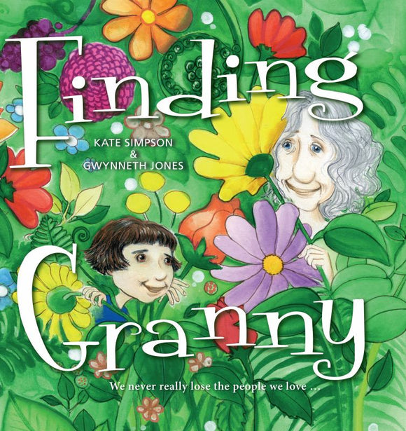 Finding Granny (Stroke Recovery)