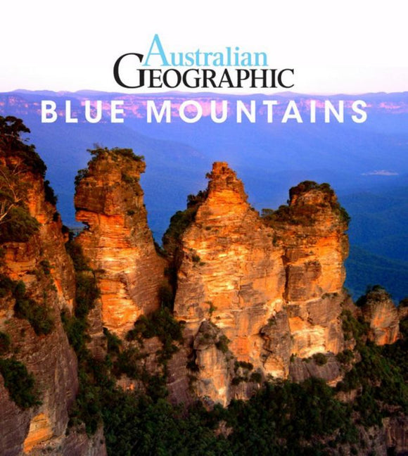 Australian Geographic Blue Mountains