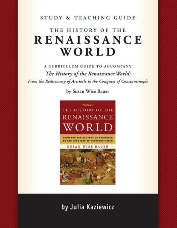 The History of the Renaissance World: Study Guide