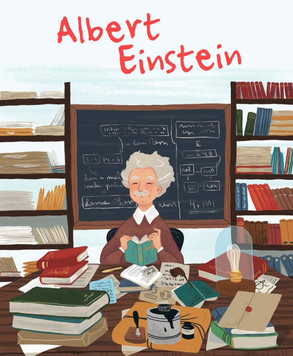 Albert Einstein (Genius)