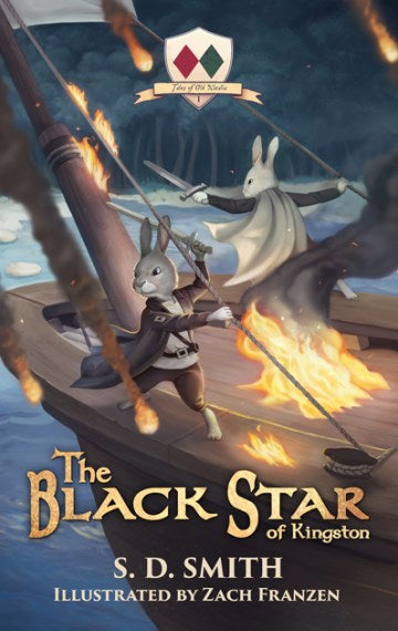 The Black Star of Kingston (Tale of Old Natalia 1)