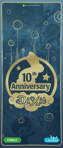Dixit Limited Shadow 10th Anniversary Expansion