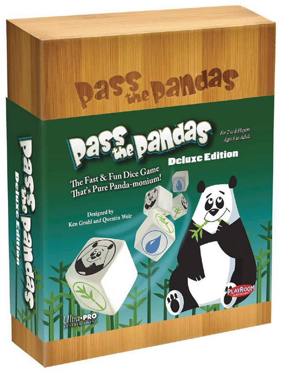 Pass the Pandas Dice Game