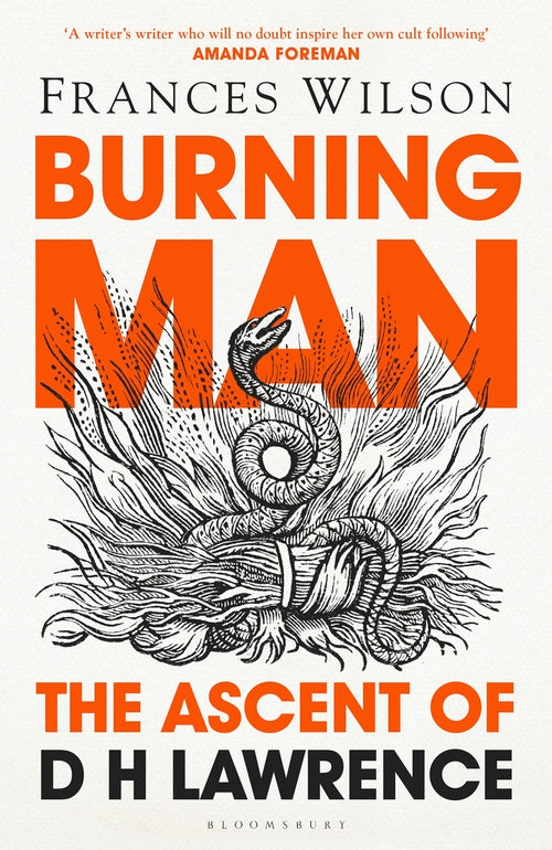 Burning Man: D. H. Lawrence on Trial