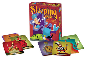 Sleeping Queens: A Royally Rousing Card Game