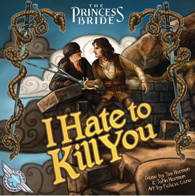 The Prince Bride: I Hate to Kill You