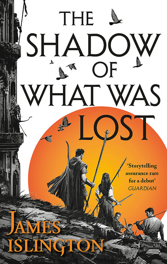 The Shadow of What Was Lost (#1 Licanius Trilogy)