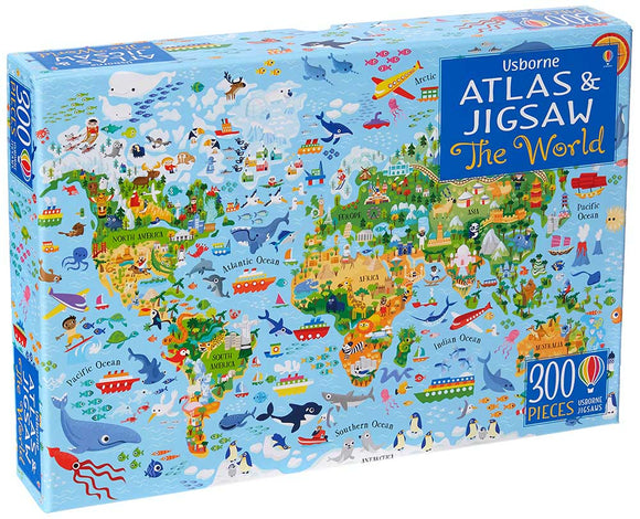 The Atlas Jigsaw 300pc