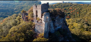 Video by Drone of Chateau Durfort in Corbieres.