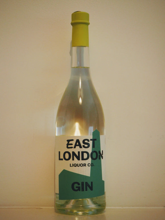 London Dry Gin - East London Liquor company - 700 ml
