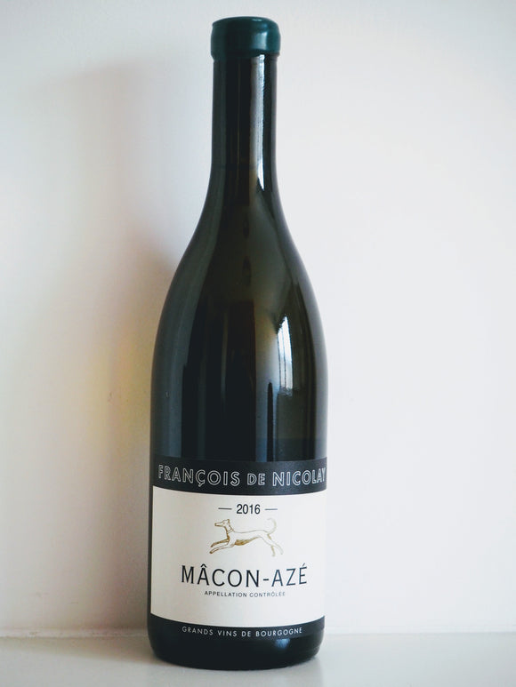 Francois de Nicolay - Macon Azé AOC - Burgundy - France - peopleswine