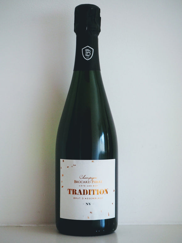 Champagne - Pierre Brocard - Tradition Brut N/V - peopleswine