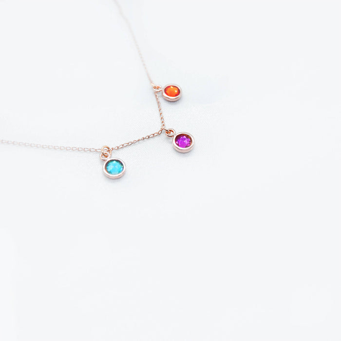 Collar Rainbow #3 Multicolor