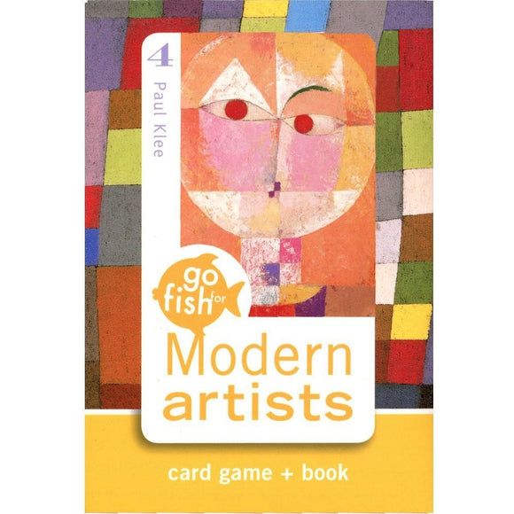 Go Fish for Modern Artists
