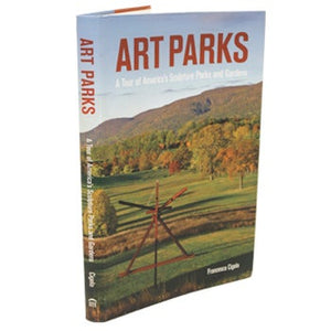 Soft book cover with image of Storm King landscape.