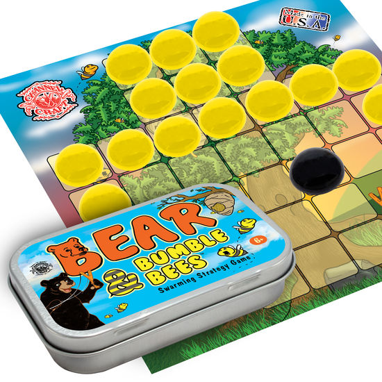 Bear & Bumblebees Game