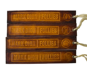 Mark Dion: Follies Bookmark