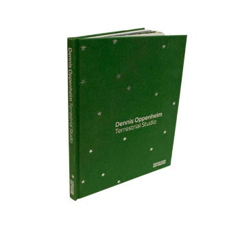 Green Hardcover with Silver Stars