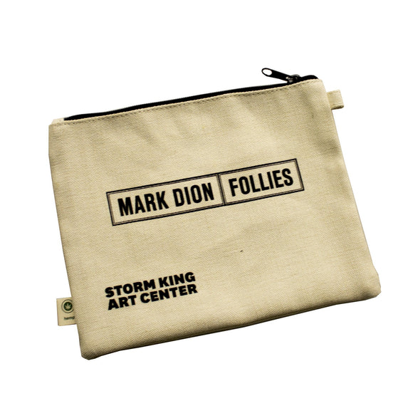 Mark Dion: Follies Hemp Pouch