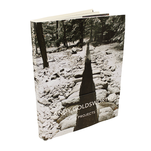 Andy Goldsworthy: Projects (Hardcover)