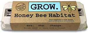 Grow Gardens: Honey Bee Habitat