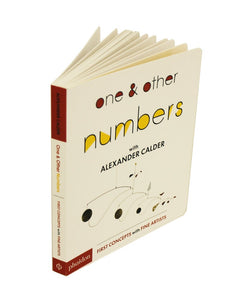 Book cover with Alexander Calder mobile image.