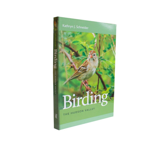 Book cover with image of bird on branch.