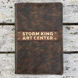 Storm King Handmade Leather Journal