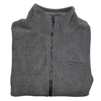 Storm King Art Center Fleece Full-Zip Jacket