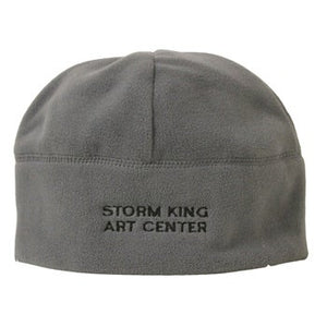 Storm King Art Center Fleece Beanie