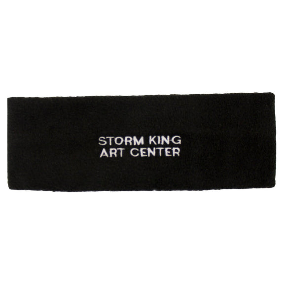 Storm King Art Center Fleece Headband
