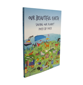 Our Beautiful Earth: Saving Our Planet Piece by Piece