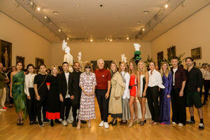 VOGUE DESIGNER SHOWCASE WITH ANNA WINTOUR AT THE NATIONAL GALLERY VICTORIA
