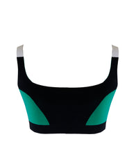 COLOUR BLOCK BRALET