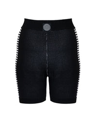 BODHI SIDE STRIPE BIKER SHORT